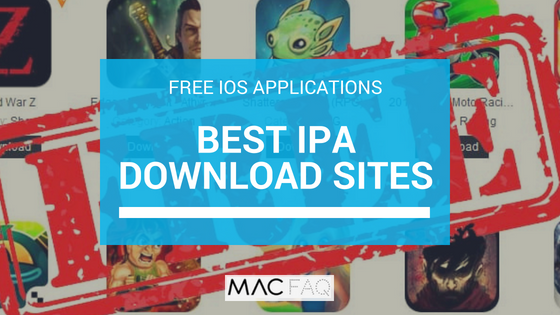 9+ Best IPA download sites that have free iOS Applications